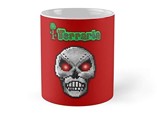 Terraria Skeletron Prime Mug - 11oz Mug - Made from Ceramic - Best gift for family friends]()