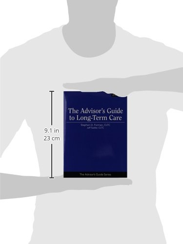 31JKPp6CoKL - The Advisor's Guide to Long-Term Care, 2nd Edition