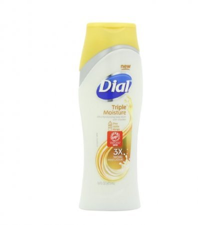 Dial Triple Moisture Body Wash - 4