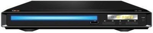QFX VP109BLK Digital Multi Media Player