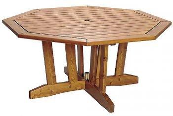 Tisch 8 Eckig.Amazon De 8 Eckiger Tisch ø 160 Cm