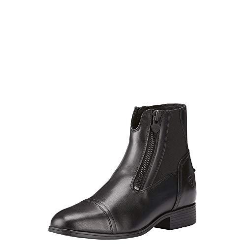 - ARIAT Women's Kendron Pro Paddock Boot Black Size 7 B/Medium Us