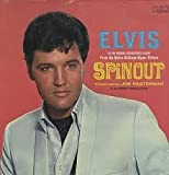 """THIS IS A VINYL RECORD ALBUM BY ELVIS PRESLEY CALLED """"SPINOUT"""", & IT'S THE ORIGINAL SOUNDTRACK ALBUM ON RCA VICTOR LABEL #LSP-3702 IN STEREO. IT CONTAINS (11) TUNES FROM THE FILM LIKE: """"ADAM & EVIL, ALL THAT I AM, NEVER SAY YES, AM I ..."""