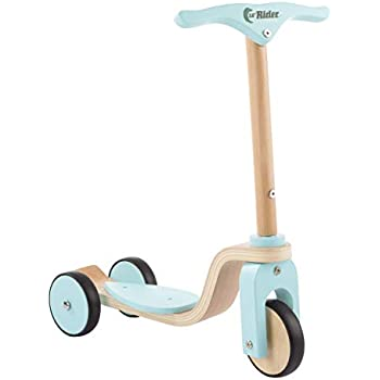 Amazon.com: Hape Kids Calle Surfer Lean de madera a Steer ...