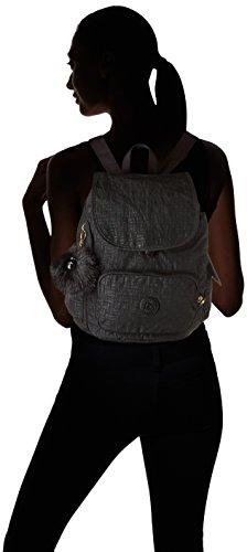 Emb Portés Pylon Kipling femme dos Black Noir K15641 Cx6q1w0