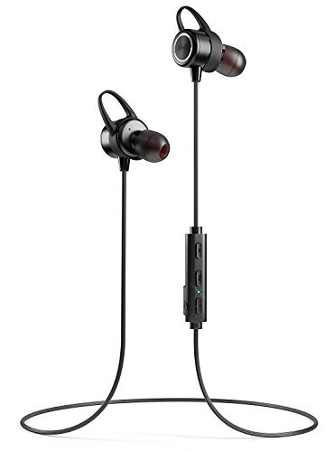 Diginex Diginex Bluetooth Earbuds Wireless Magnetic Headset Sport Earphones for Running IPX7 Waterproof Headphones 9 Hours Playtime High Fidelity Stereo Sound and Noise Cancelling Mic 1 Hour Recharge – Black price tips cheap