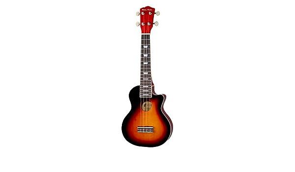 Ukelele Soprano Harley Benton ukl100 Sunburst: Amazon.es: Instrumentos musicales