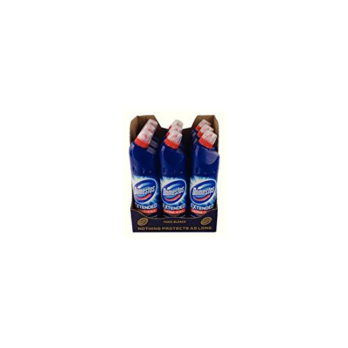 DOMESTOS BLEACH 750ML 6070120