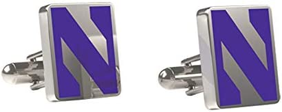 One Size AdSpec NCAA Northeastern Huskies Collegiate CufflinksCollegiate Cufflinks Multi