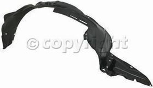 Crash Parts Plus Front Driver Side Left Splash Shield Fender Liner for 2002-2003 Mazda Protege