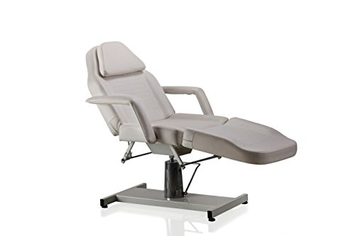 ColdBeauty New White Beauty Salon Equipment Facial Massage Table Bed Chair