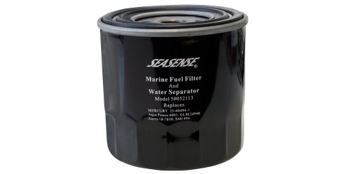 SeaSense Universal Engine Filter, Filters Fuel and Water