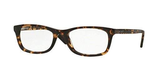 DKNY DY4674 Eyeglass Frames 3700-52 - Amber Tortoise