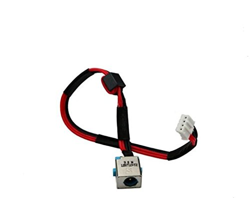 New AC DC Power Jack Plug Socket Cable Harness for Acer Aspire 5250 5251 5252 5253 5253G 5336 5551 5551G 5552 5552G 5551G 5736 5736G 5736Z 5741 5741G 5741Z 5742 5742G 5742Z 5742GZ 5733 5733-6410 5733-6424 5733-6489 5733Z 5733Z-P614G50Mikk 5733Z-P624G32Mnkk 5733Z-P624G50Mikk