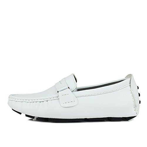 On CCZZ Buona Scarpe Mocassini qualit Loafers Slip da Uomo Classic Penny 44YOwqgR