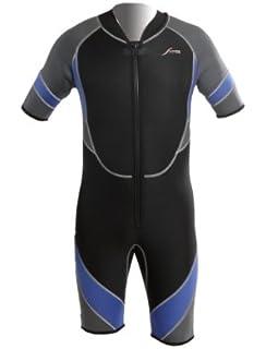 Tauchen 4mm Scubatec Neopren Shorty Neoprenanzug Surfshorty Surfanzug bis Größe 60