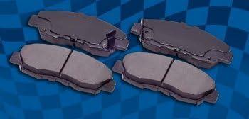 Dash4 MD245 Semi-Metallic Brake Pad