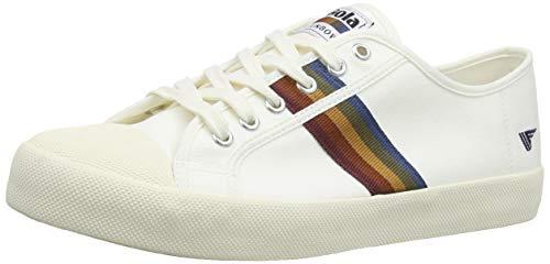 Coaster SpectrumSneaker Powder Uomo White whiteoff multi Gola Off kXOPuTZwi