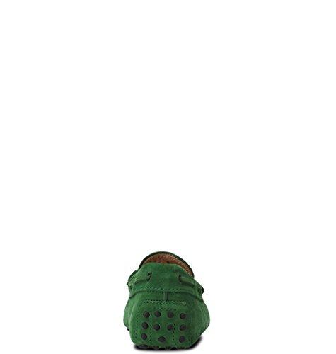 Tod's Mocassini Uomo XXM0GW05470RE0V201 Pelle Verde