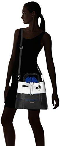 Bulaggi Handbag Black Satchel Bulaggi Women's Schwarz Anasi Women's 7zq8zwd