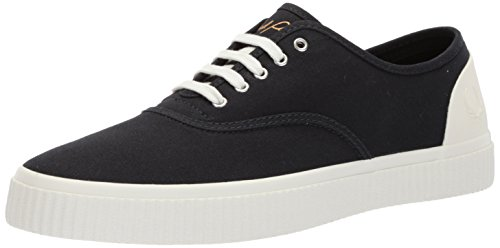 Fred Perry Barson Canvas Sneaker Navy