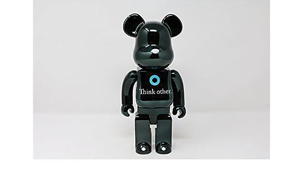 e4e735e75f1f8 Amazon.com  Medicom I Am Other (Black Version) 400% Bearbrick Figure  Toys    Games