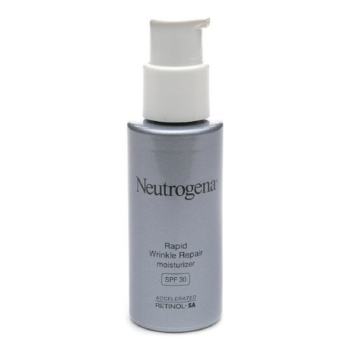 Neutrogena Rapid Wrinkle Repair Moisturizer, SPF 30, 1 oz