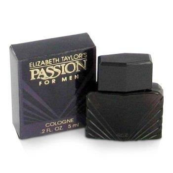 Passion By ELIZABETH TAYLOR FOR MEN 0.2 oz Mini Cologne - Passion Mens Cologne