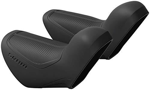 (SRAM AXS eTap Hoods for Cable Brake Levers, Black, Pair)