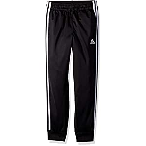 Best Epic Trends 31JL3lETA5L._SS300_ adidas Boys' Tricot Jogger Pant