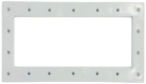 Poolstyle PS006B Gray Face Plate Replacement for Wide Mouth Above Ground Skimmer