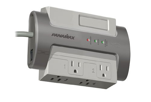 Panamax M4 EX Outlet Surge Protection