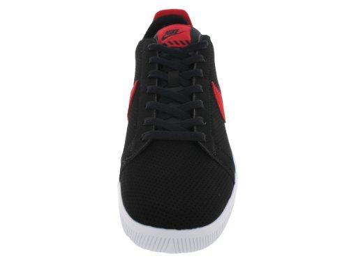 Nike Mens Sprtswr Classic Black/University Red/White Casual Shoe 13 Men US lsc9zObz