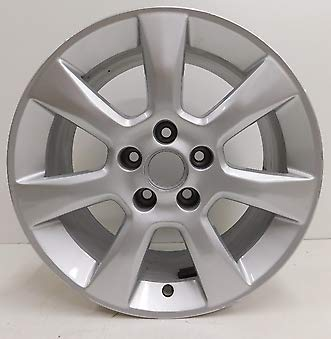 Partsynergy Replacement For New Replica Aluminum Alloy Wheel Rim 17 Inch Fits 2013-2016 Cadillac ATS 5-115mm 7 Spokes