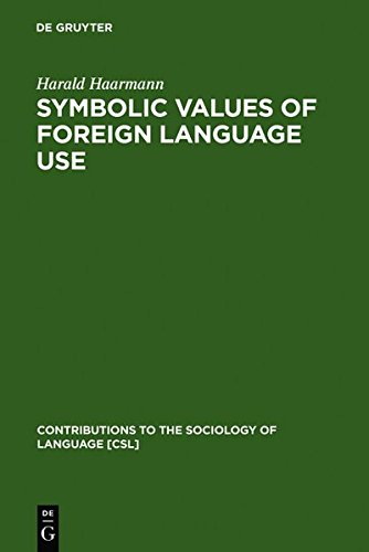 symbolic-values-of-foreign-language-use-contributions-to-the-sociology-of-language-csl