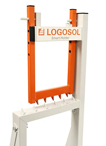 Logosol Smart-Holder Saw Horse, Folding Wood Holder