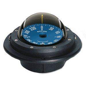 New Voyager Racing Compass ritchie Navigation Ru-90 Flush 4-1/8'' hole Black Light No