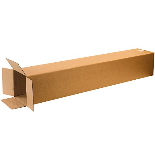 Box 48in (Partners Brand P884840PK Tall Corrugated Boxes, 8