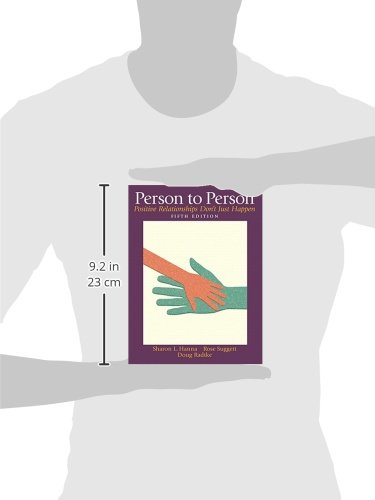 Person to Person: Positive Relationships Don't Just Happen (5th Edition)
