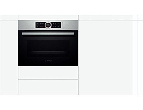 Bosch CBG675BS1 - Horno (Horno eléctrico, 47 L, 47 L, 30-300 °C, Acero inoxidable, Tocar): Amazon.es: Tuelectrodomesticoonline