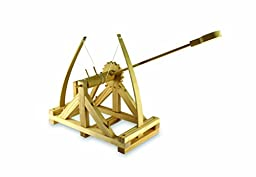 Thumbs Up! Da Vinci Catapult Kit, Wood