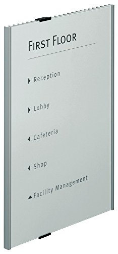 Durable 4808/23 Information Sign for Door and Wall