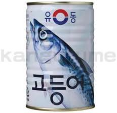 韓グルメ-KANGURUME ユドンサバ缶詰400g