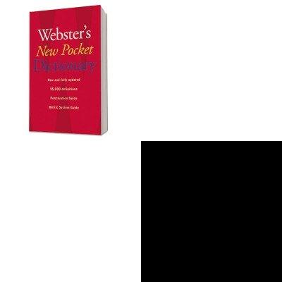 - KITHOU1019934TEPT8416 - Value Kit - Trend Sock Monkeys Calendar Bulletin Board Set (TEPT8416) and HOUGHTON MIFFLIN COMPANY Webster's New Pocket Dictionary (HOU1019934)