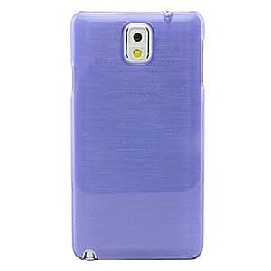 Caso duro banco de estirar PC para Samsung Galaxy Nota 3 N9000 (colores surtidos) , Gold