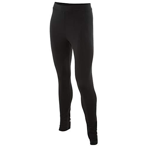 adidas Women's Trefoil Leggings, Black/Mini Logo, M
