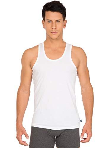 Jockey Men's Pack of 3 Vests Vest