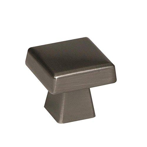 Amerock 2000640 Blackrock 1-1/2 in (38 mm) Length Gunmetal Cabinet Knob (Gunmetal Hardware)