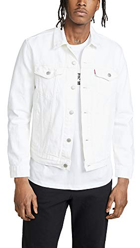 Levis Red Tab Men's White Denim Jacket