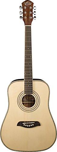 Oscar Schmidt OG1-A-U 3/4-Size Acoustic Guitar - Natural by Oscar Schmidt